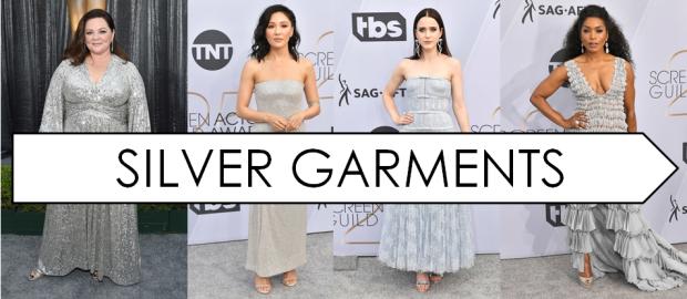 silver garments